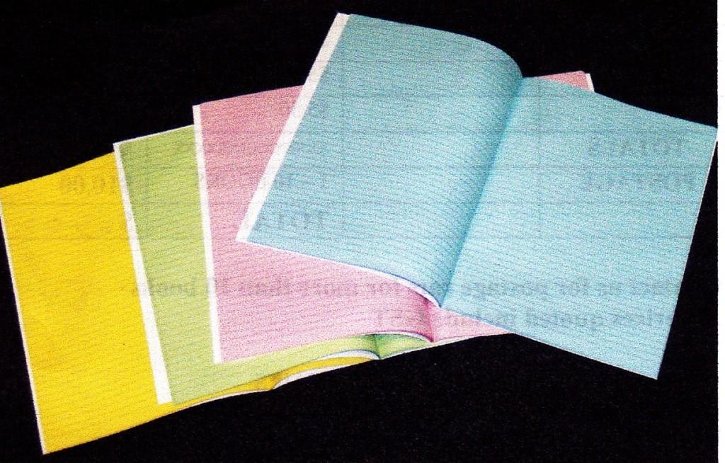 ColouredExBooksPic
