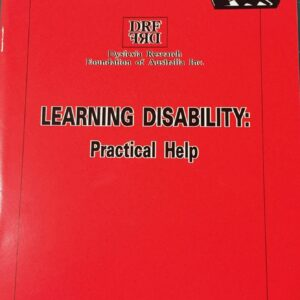 Learning Disability Practical Help